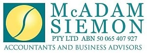 At McAdam Siemon our mission is to provide small to medium sized enterprises with timely and accurate financial information and business management advice, while legally minimising business and personal tax liability.